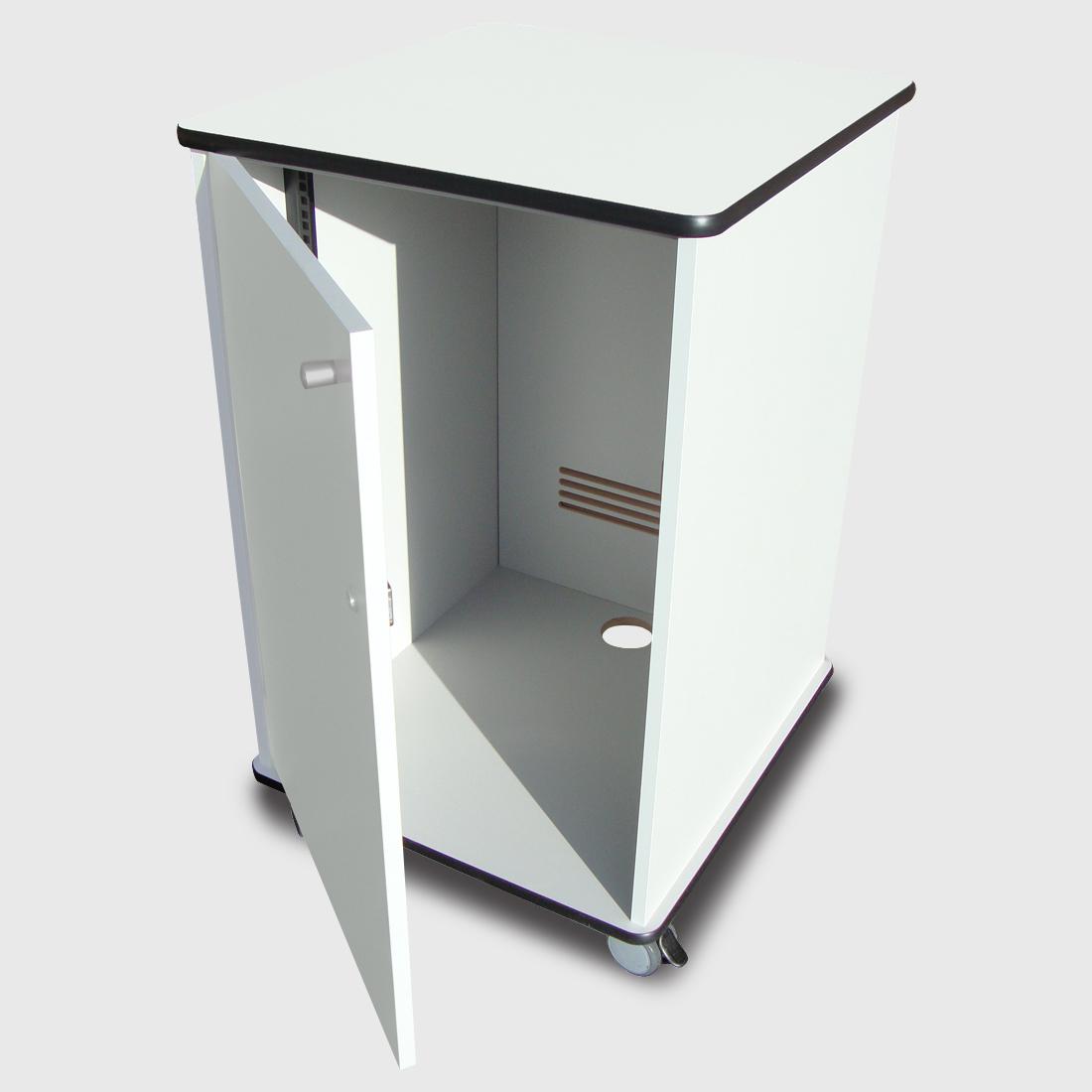 turning product cabinet av leaf