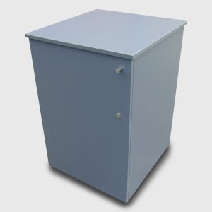 Turning Leaf AV Cabinet
