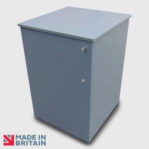 Turning Leaf AV Cabinet